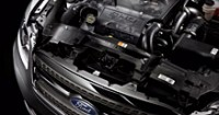EcoBoost engine for fuel economy, reduced emissions