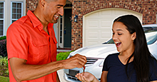 Model good driving behavior for your teen
