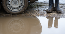 Tackle Winter Grime to Prevent Damage